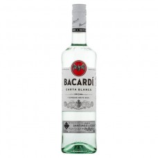Bacardi 1 liter