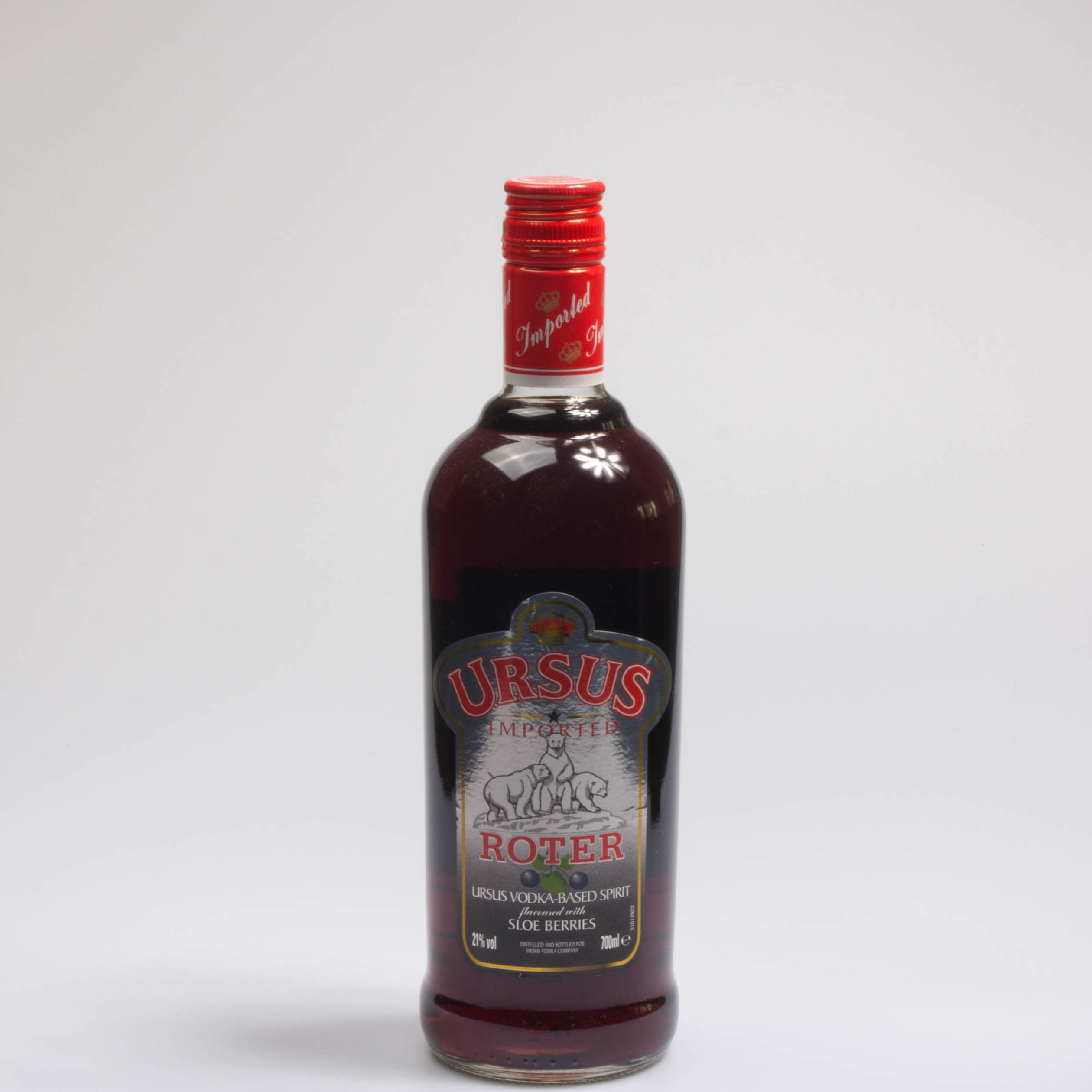 Ursus Rood 1 liter