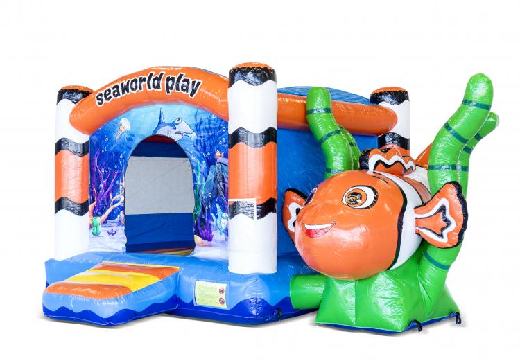 Seaworld box