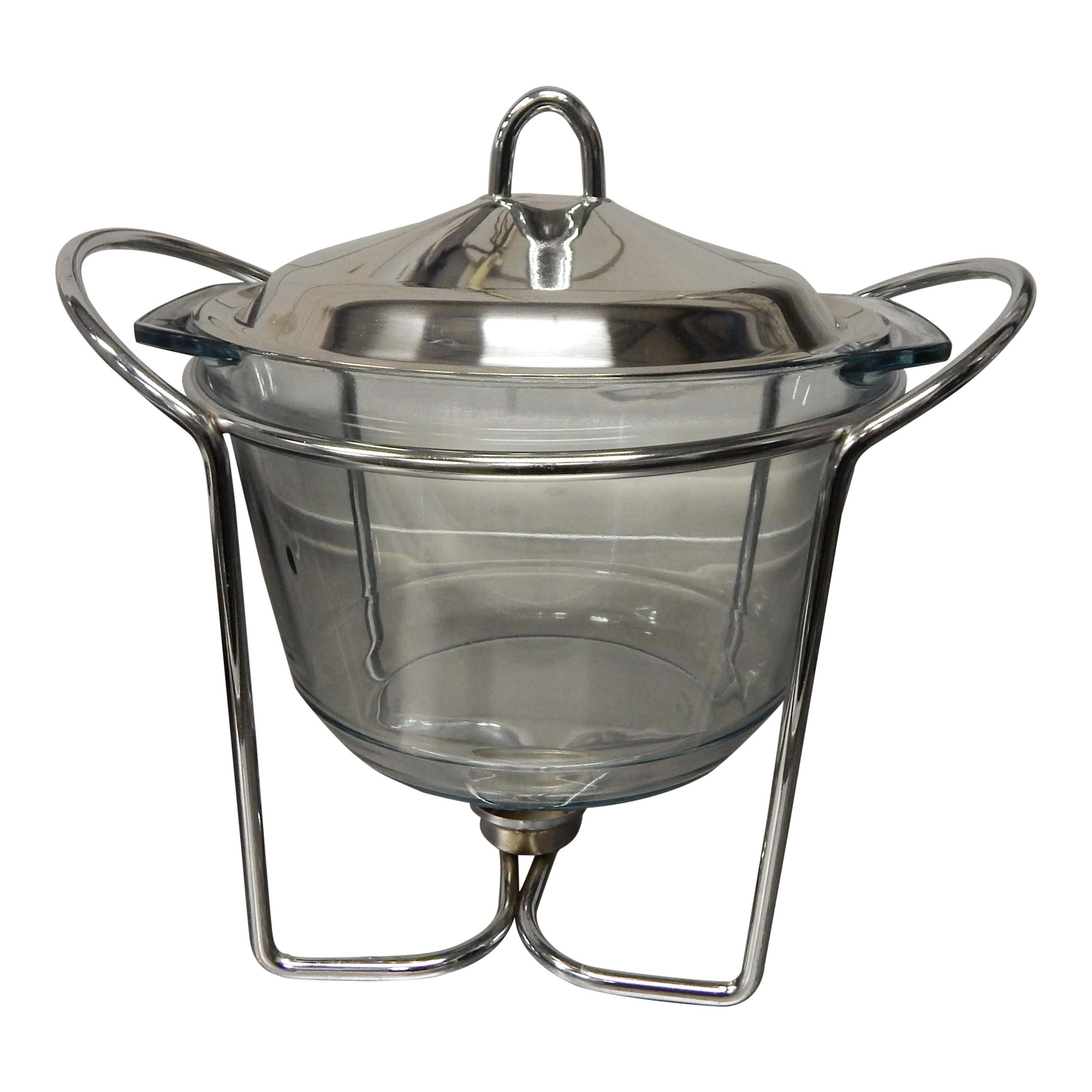 Soepterrine glas 4 liter