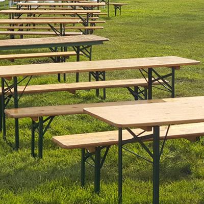 Bekijk de tafels
