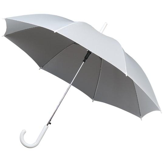 Trouw paraplu wit