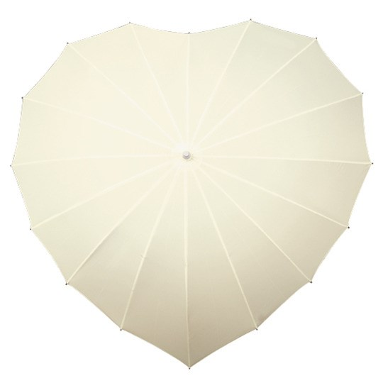 Love paraplu ivoor