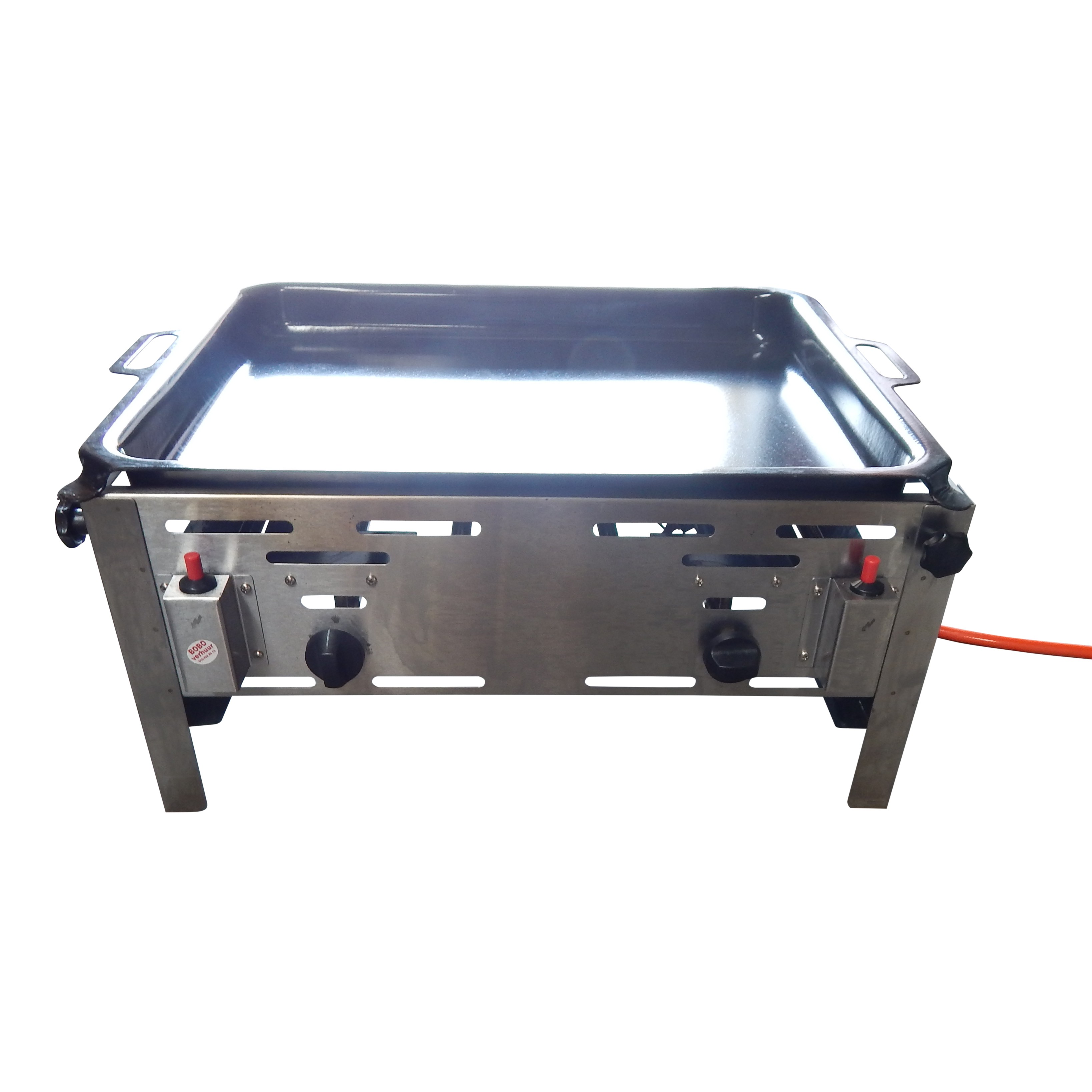 Gasbarbecue 64x54cm  - Schoon inleveren