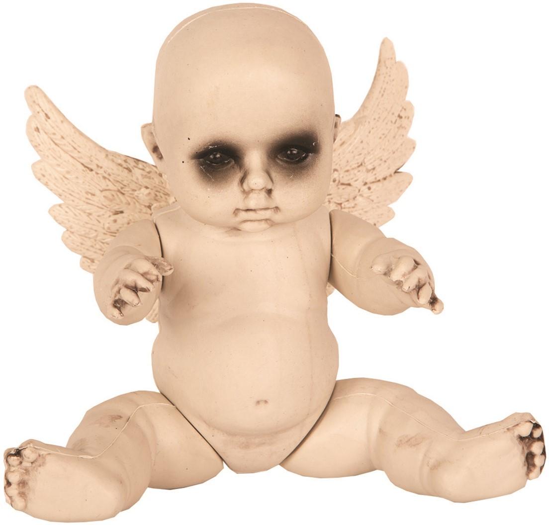 Baby met vleugels