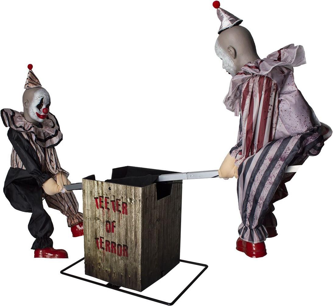 Clowns op wip