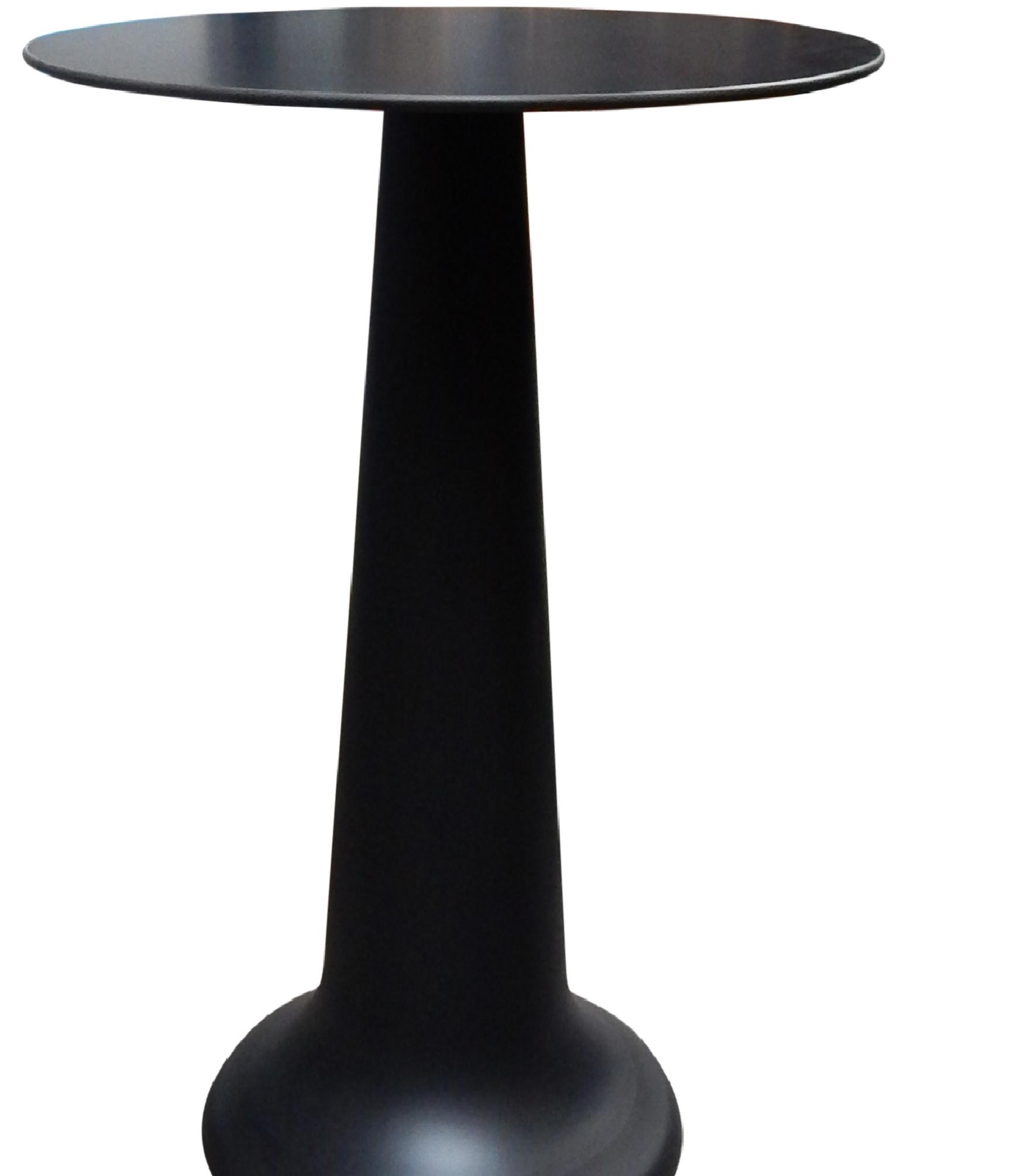 Vase Sta tafel zwart