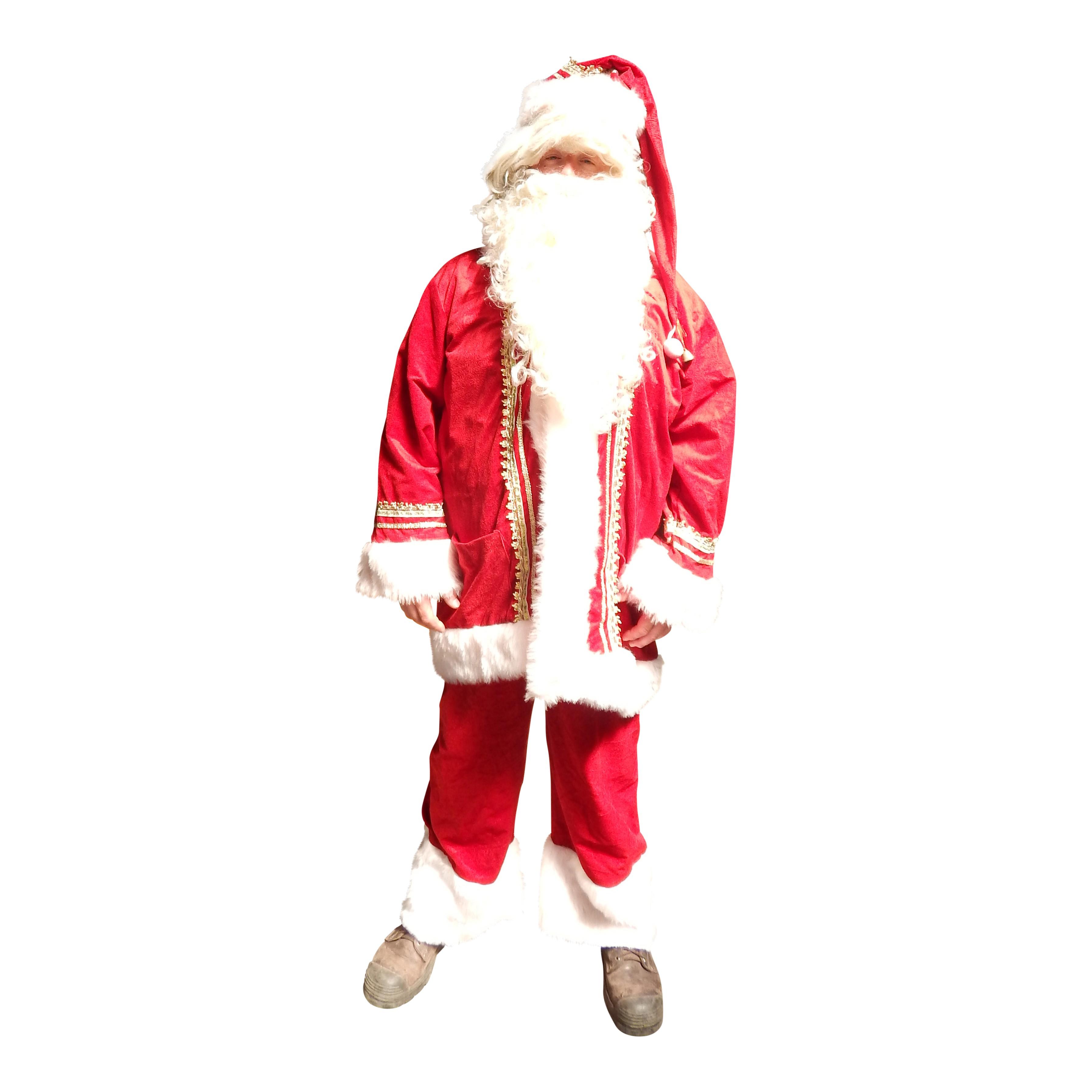 Kerstman Pak Deluxe