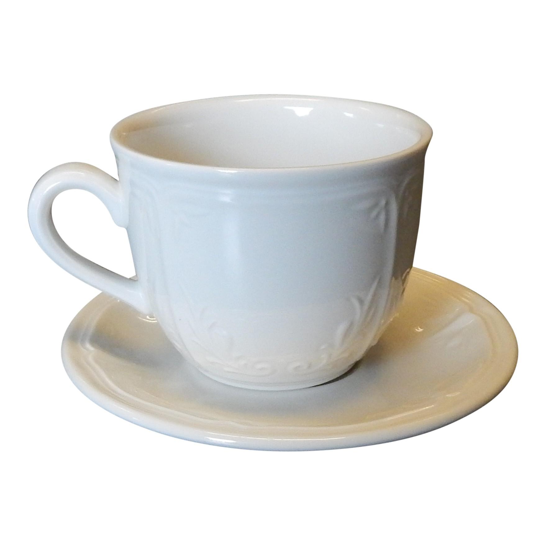 Koffiekop en Schotel vb