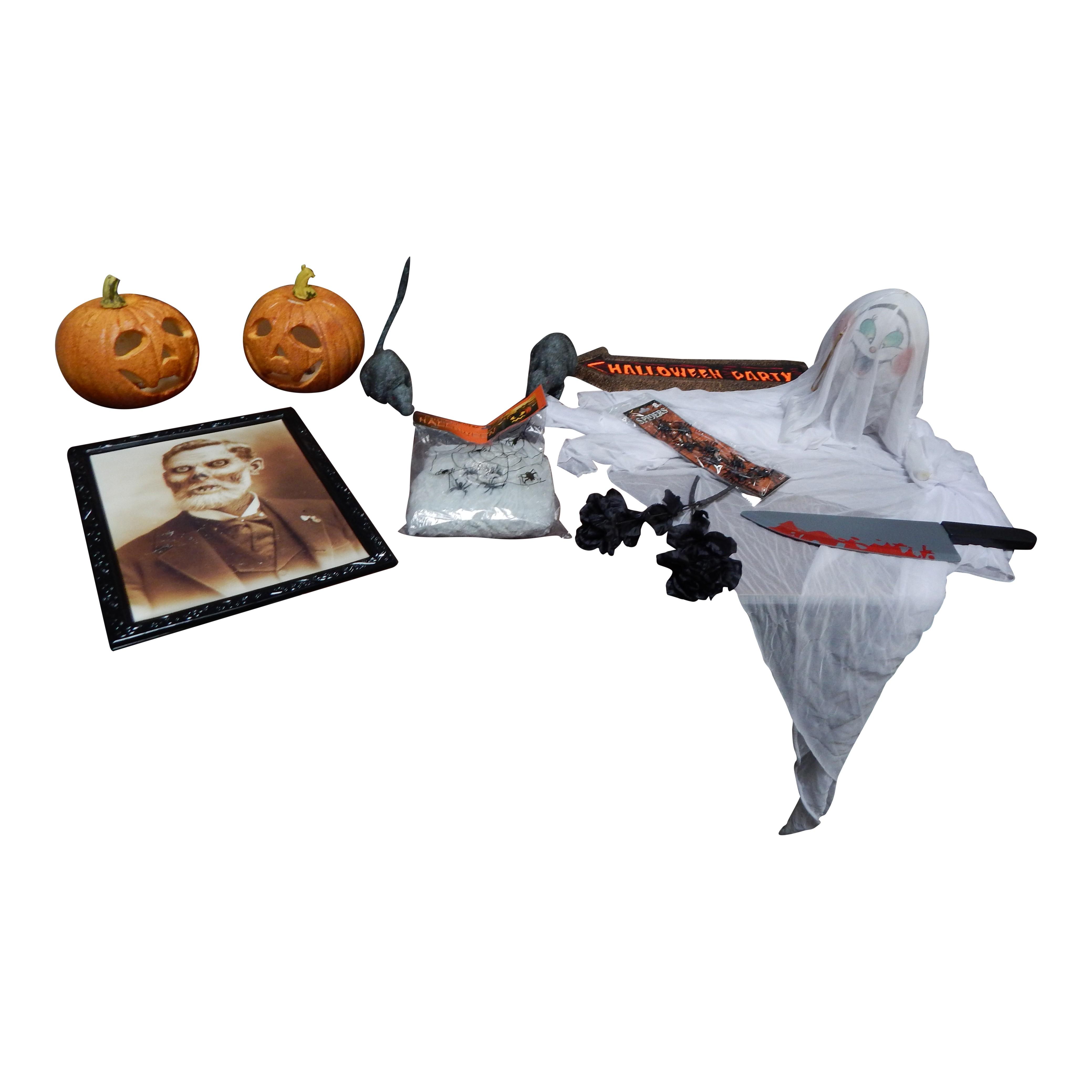 Halloween pakket 3