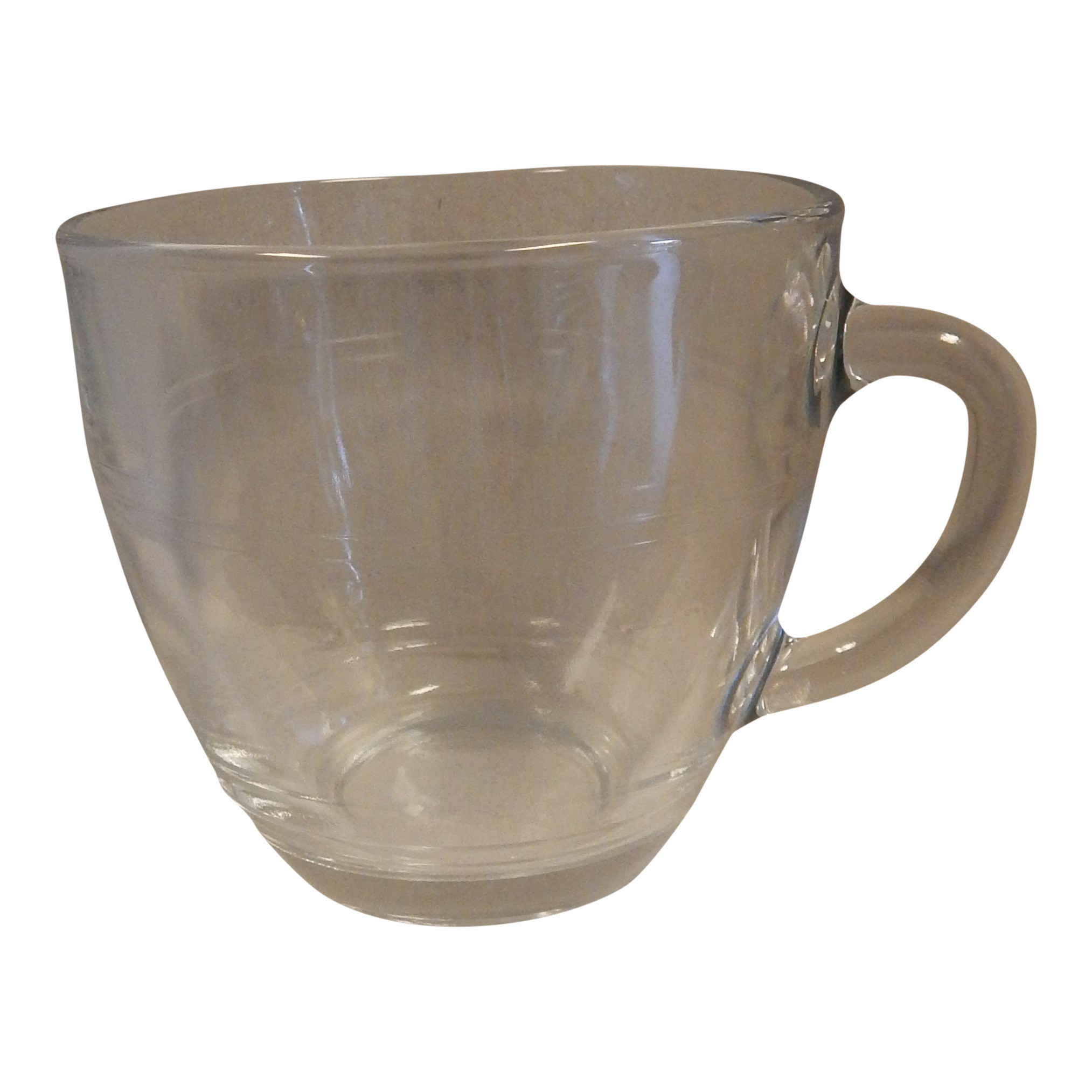 Bowlglas met oor