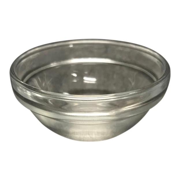 Saus Schaal glas + - 8cm