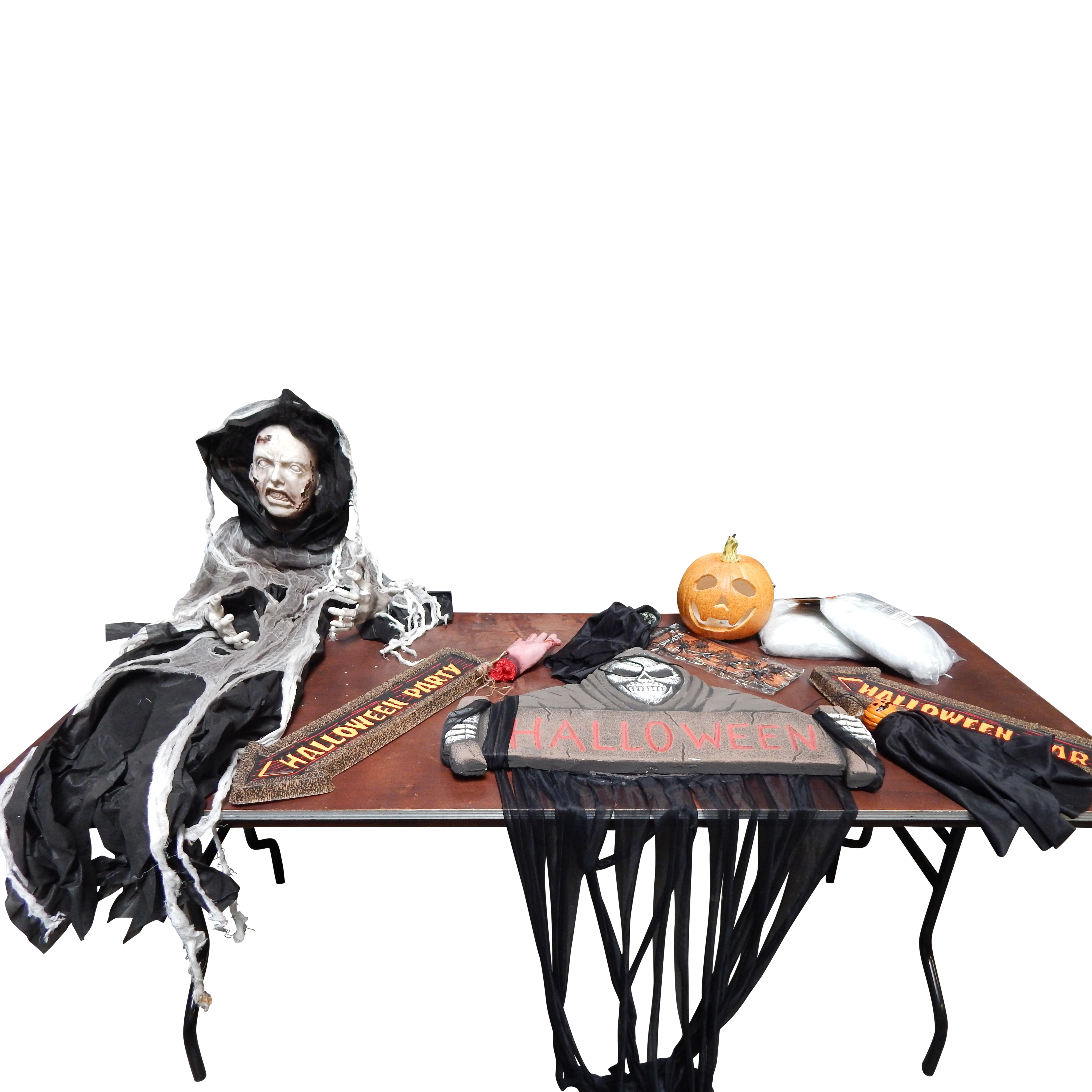 Halloween pakket 8