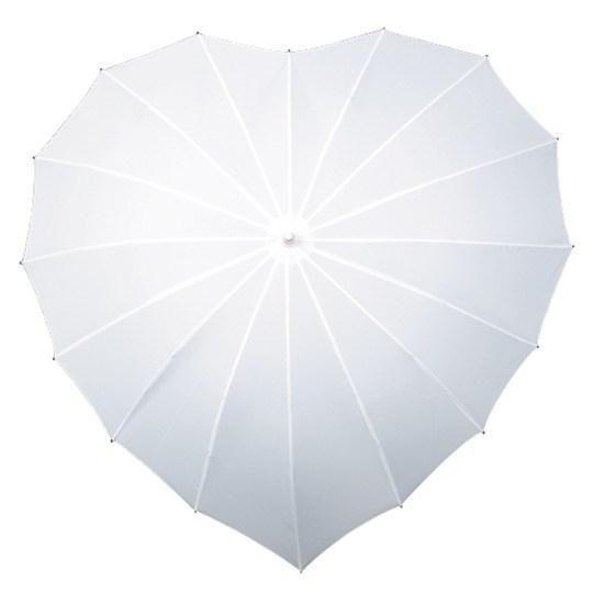 Love Paraplu wit