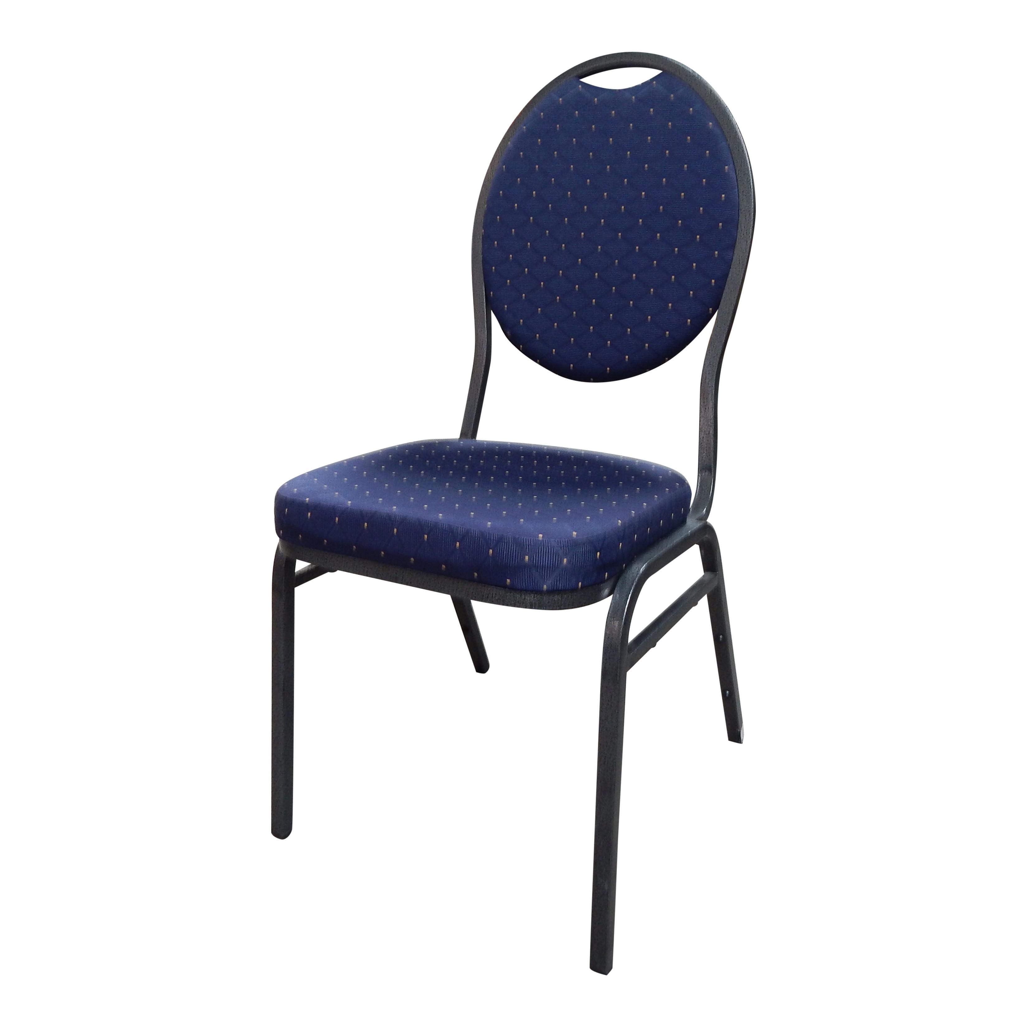 Stackchair Blauw