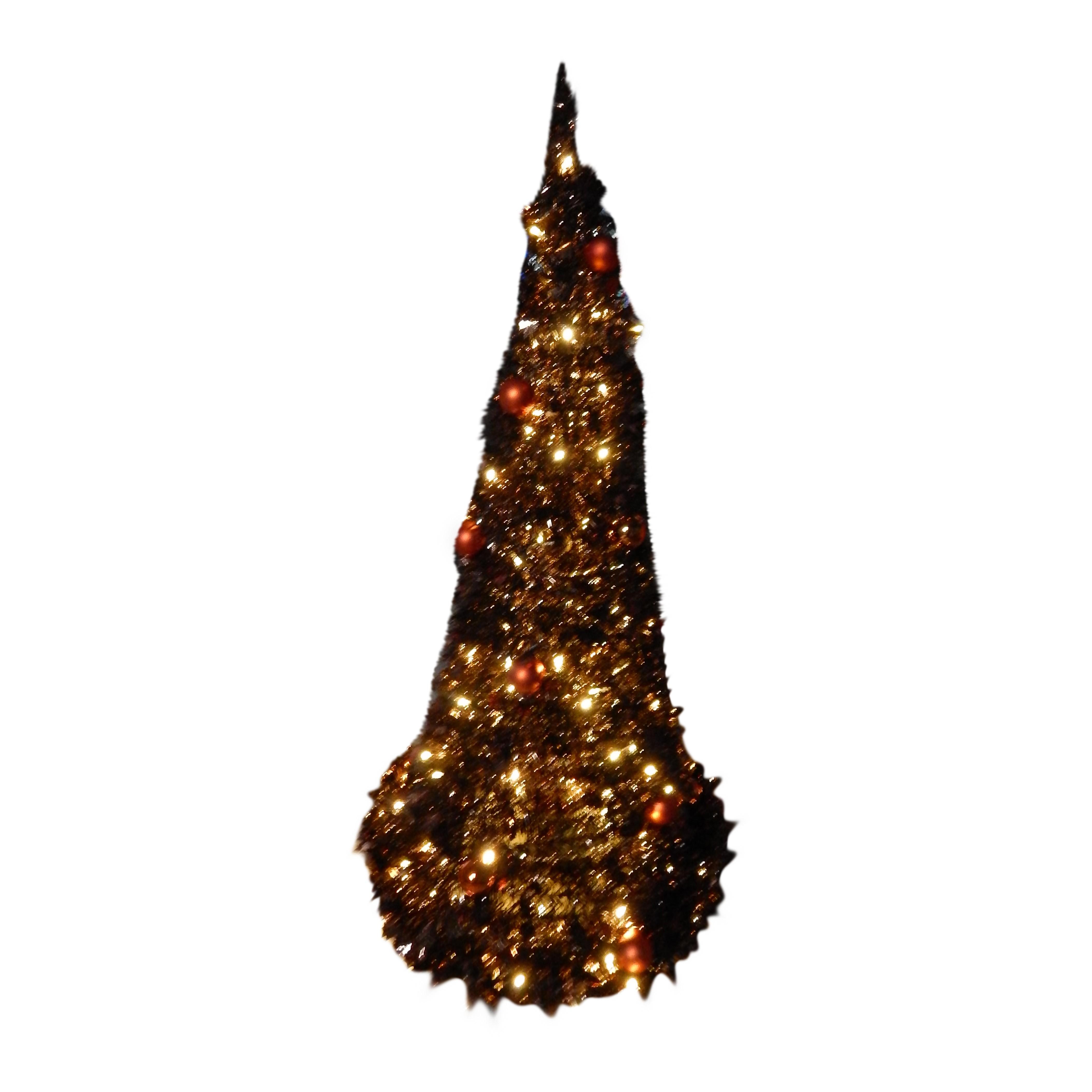 Kerstboom brons